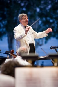 Marvin Hamlisch Conducting