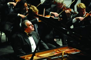 Yefim Bronfman (photo by Frank Stewart)